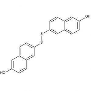 6-Hydroxy-2-Naphthyl Disulfide