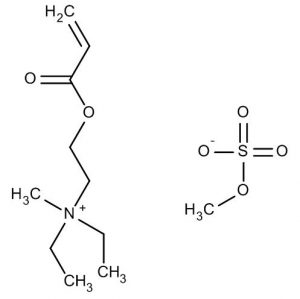 N,N-Diethylaminoethyl Acrylate Q-Salt, Methosulfate