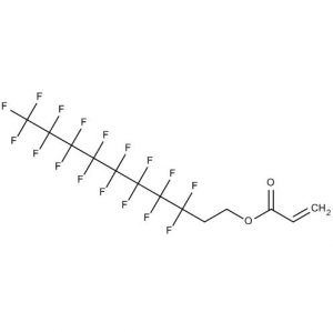 1H,1H,2H,2H-Heptadecafluorodecyl Acrylate