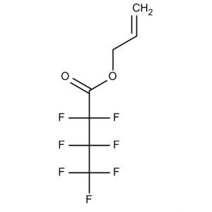 Allyl Heptafluorobutyrate